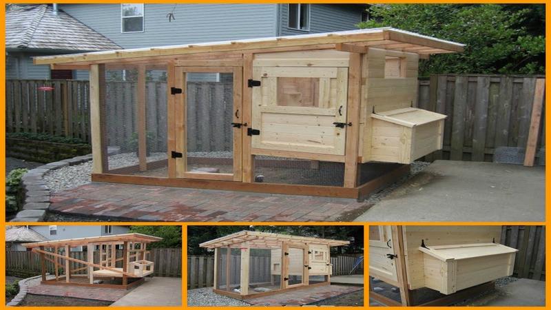 Best ideas about DIY Chicken Coop Plans . Save or Pin Beautiful DIY Chicken Coop Plans Now.