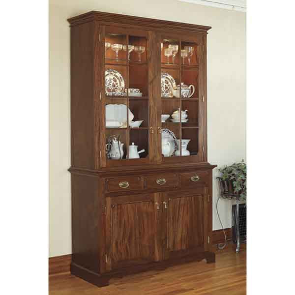 Best ideas about DIY China Cabinet Plans . Save or Pin Heirloom China Cabinet Woodworking Plan DIY Now.