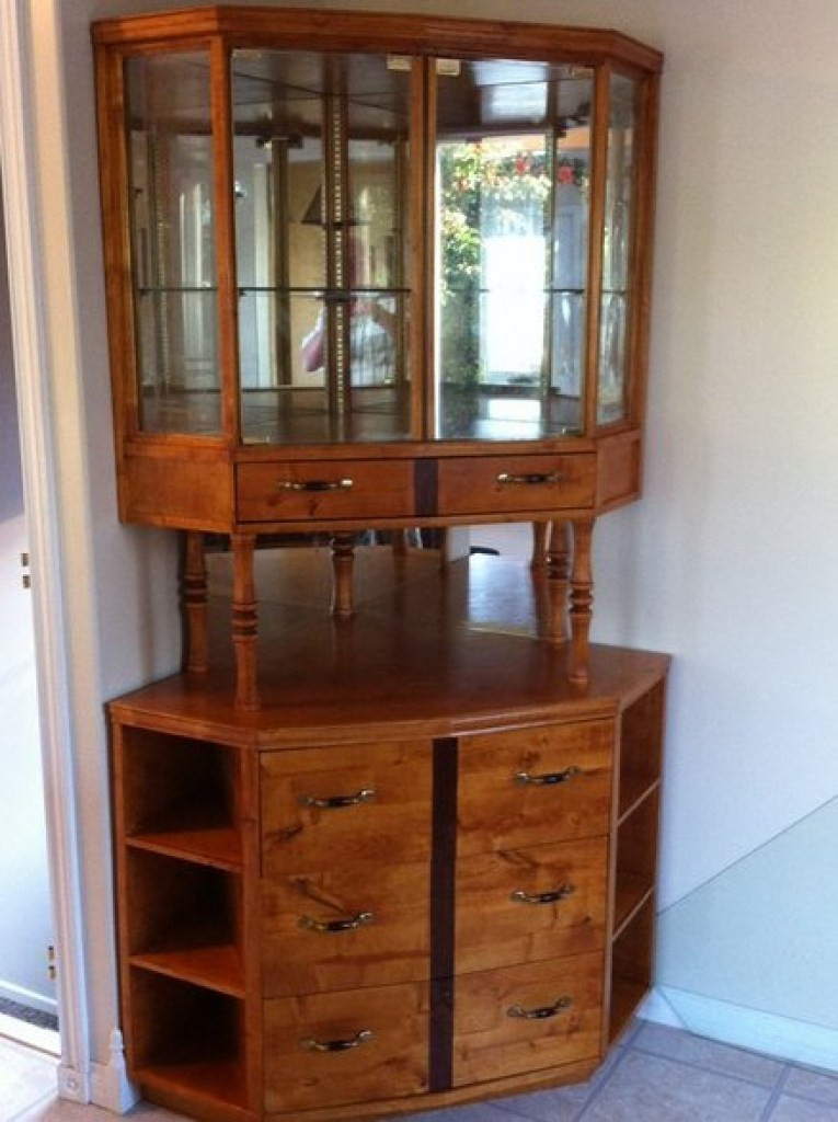 Best ideas about DIY China Cabinet Plans . Save or Pin Diy China Cabinet Plans Now.