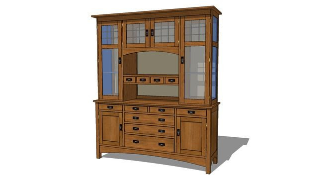 Best ideas about DIY China Cabinet Plans . Save or Pin Mission China Cabinet Plans Plans DIY Free Download Build Now.