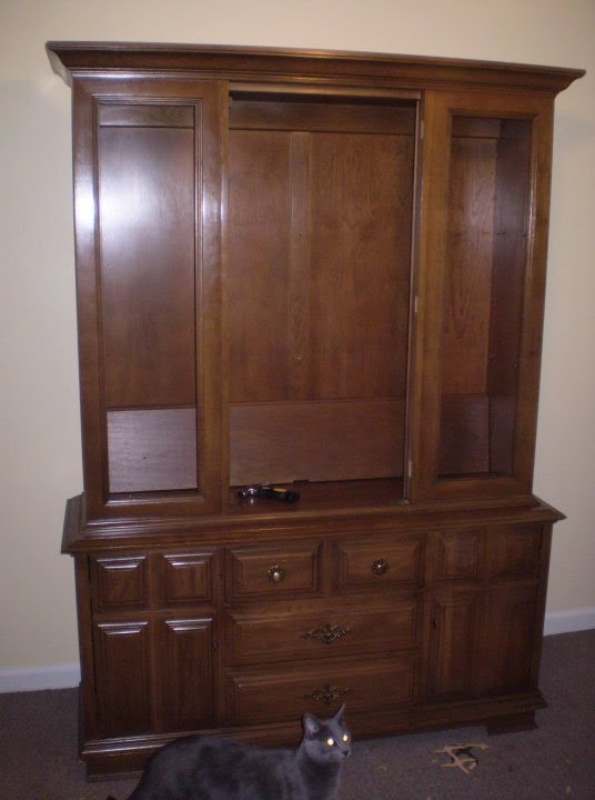 Best ideas about DIY China Cabinet Plans . Save or Pin DIY Built In China Cabinets Plans PDF Download cheap wood Now.