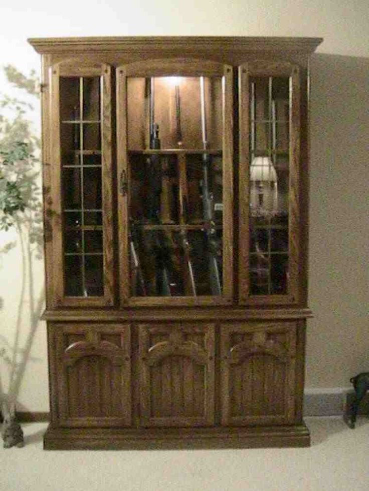 Best ideas about DIY China Cabinet Plans . Save or Pin Rustic China Cabinet Plans WoodWorking Projects & Plans Now.