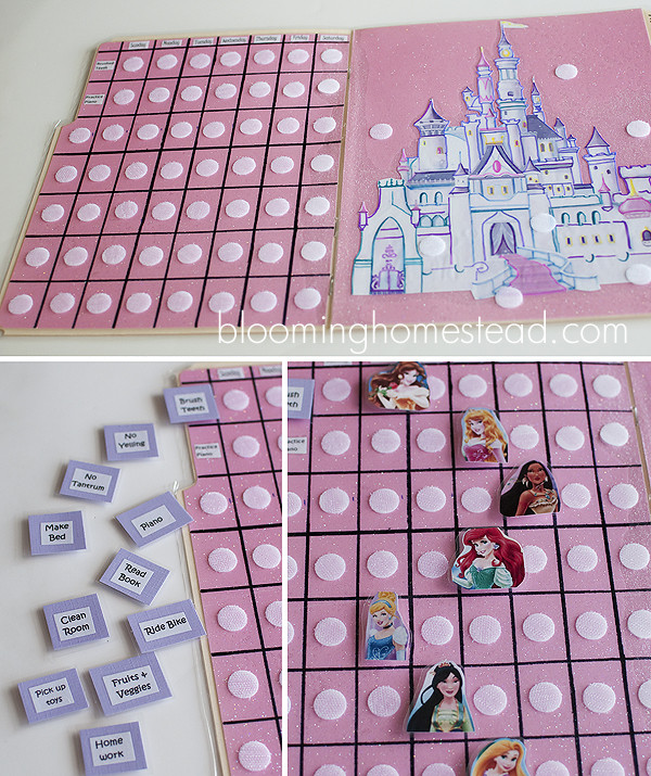 Best ideas about DIY Chore Chart For Kids . Save or Pin DIY Kids Chore Charts Part 2 Blooming Homestead Now.
