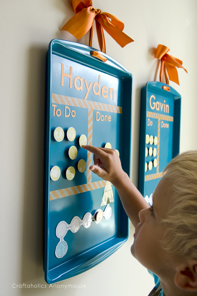 Best ideas about DIY Chore Chart For Kids . Save or Pin Chores Charts for Kids The 36th AVENUE Now.