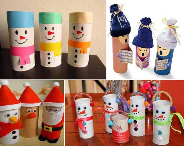 Best ideas about DIY Christmas Craft For Kids . Save or Pin Top 38 Easy and Cheap DIY Christmas Crafts Kids Can Make Now.