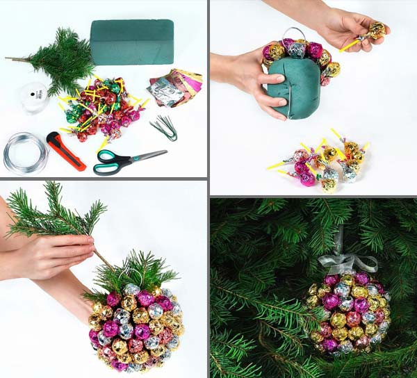 Best ideas about DIY Christmas Crafts . Save or Pin 40 Easy And Cheap DIY Christmas Crafts Kids Can Make Now.