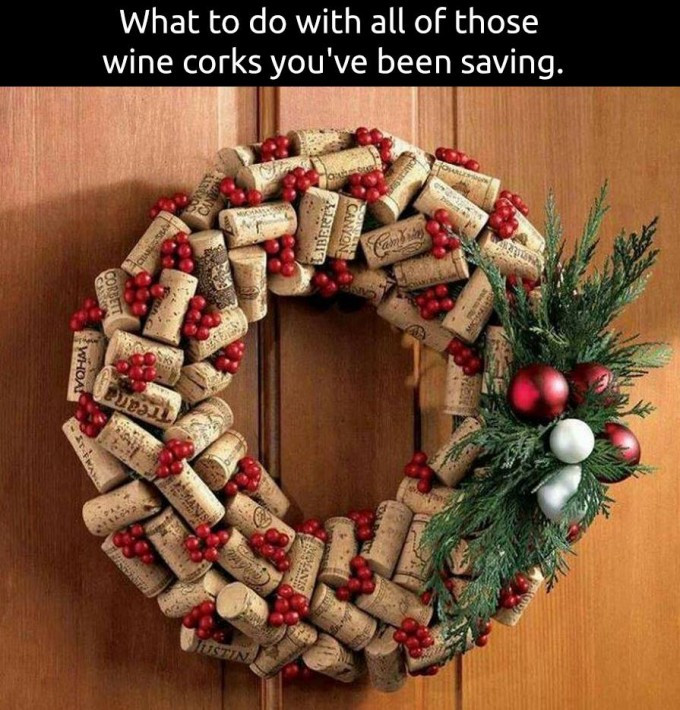 Best ideas about DIY Christmas Crafts . Save or Pin 60 of the BEST DIY Christmas Decorations Kitchen Fun Now.