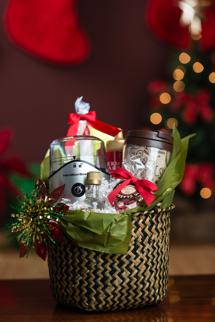 Best ideas about DIY Christmas Gift Baskets Ideas . Save or Pin Great DIY Gift Sets for Food Lovers Everyday Good Thinking Now.