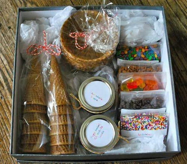 Best ideas about DIY Christmas Gift Baskets Ideas . Save or Pin 35 Creative DIY Gift Basket Ideas for This Holiday Hative Now.