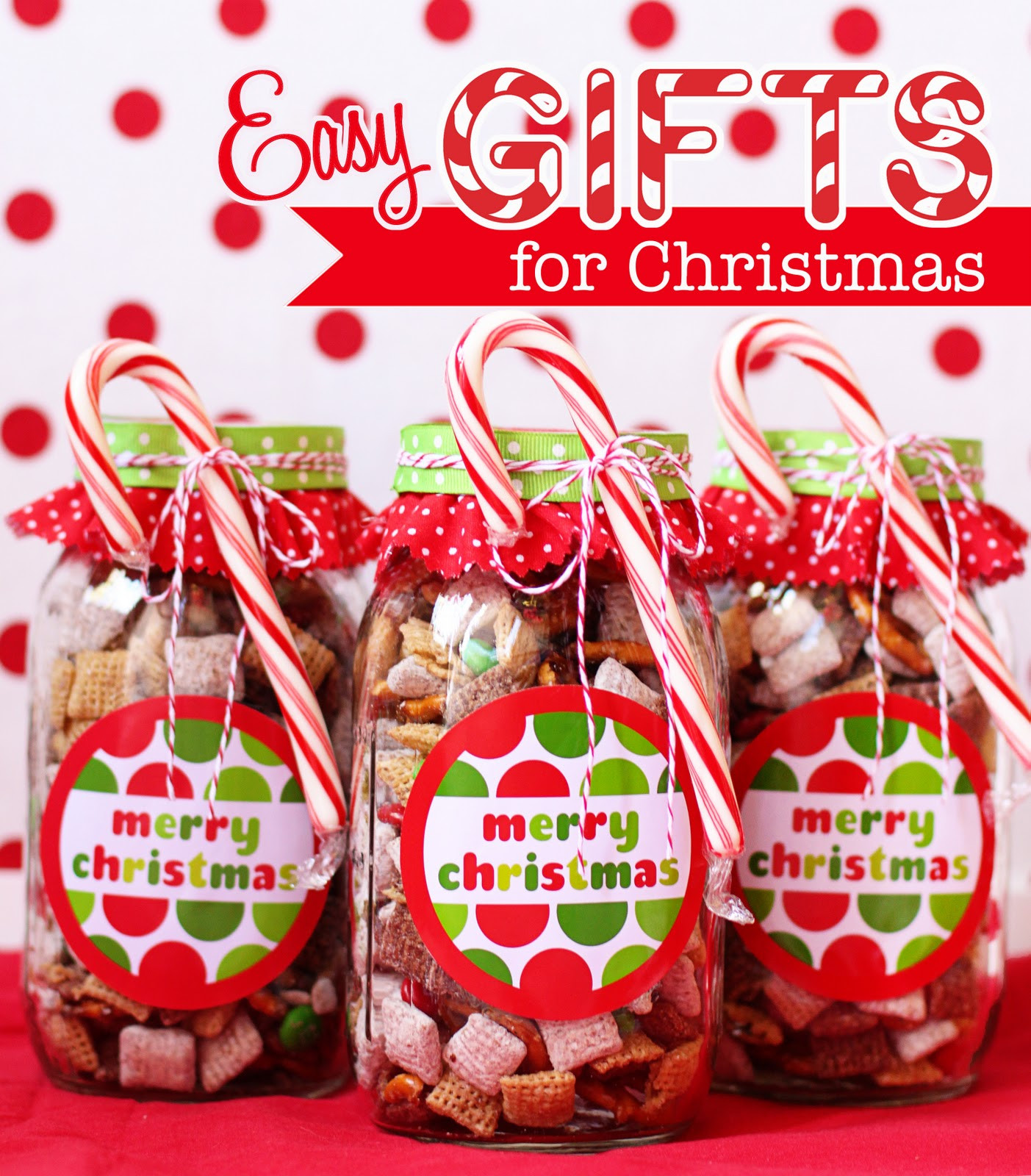 Best ideas about DIY Christmas Gift . Save or Pin 25 Edible Neighbor Gifts The 36th AVENUE Now.