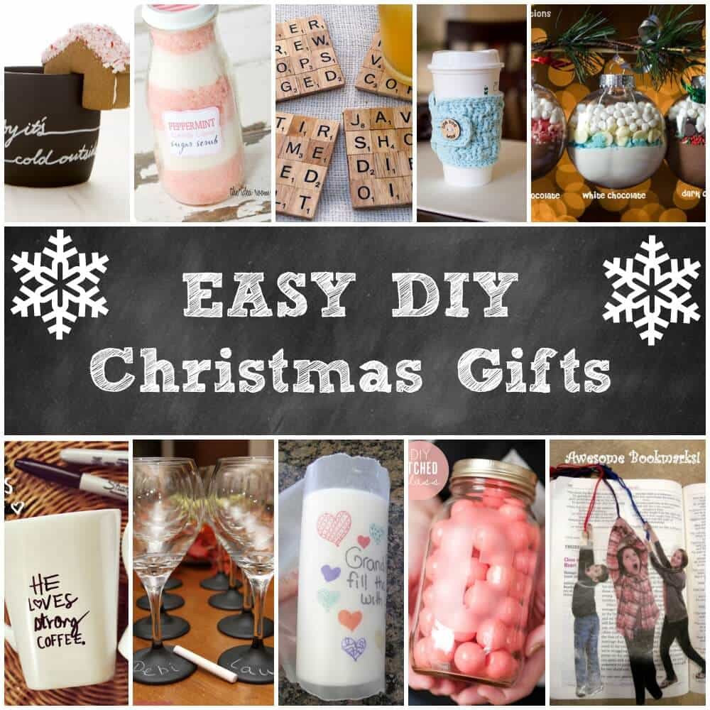 Best ideas about DIY Christmas Gift . Save or Pin More Holiday DIY Gifts Princess Pinky Girl Now.