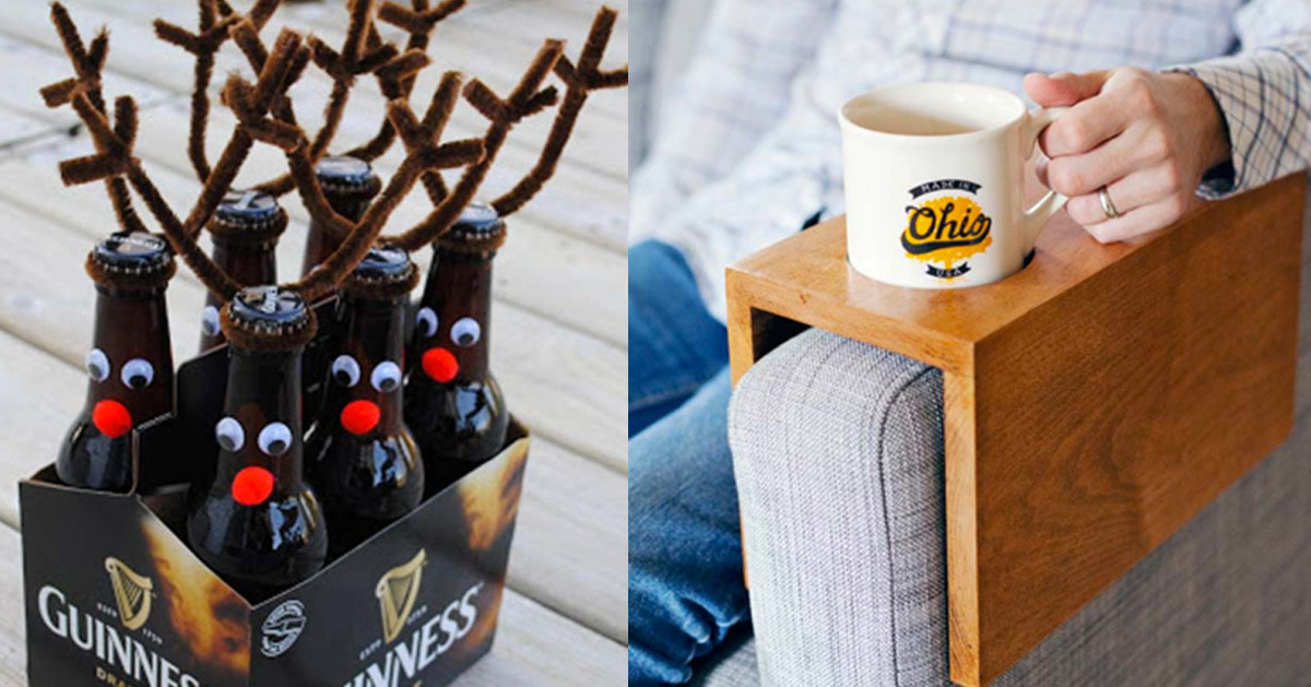 Best ideas about DIY Christmas Gift For Dad . Save or Pin Cool Christmas Gifts To Make For Your Parents Now.