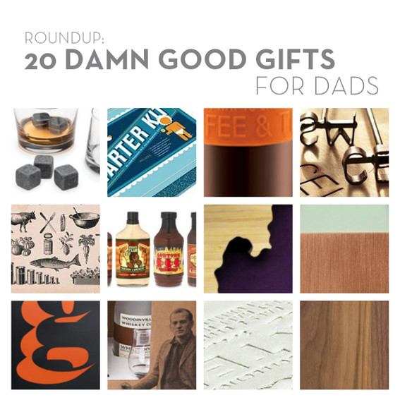 Best ideas about DIY Christmas Gift For Dad . Save or Pin Roundup 20 Damn Good Gifts for Dads Now.