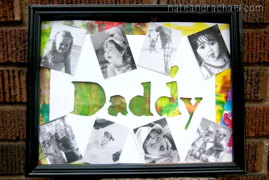Best ideas about DIY Christmas Gift For Dad . Save or Pin 5 Minute DIY Gift for Dad Now.
