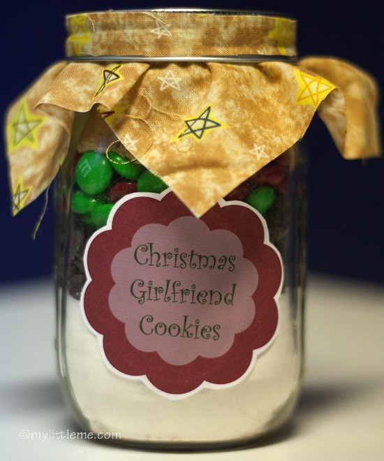 Best ideas about DIY Christmas Gift For Girlfriend . Save or Pin 4 Homemade DIY Christmas Jar Gifts My Little Me Now.