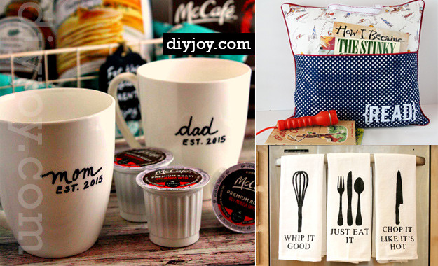Best ideas about DIY Christmas Gift For Parents . Save or Pin Awesome DIY Gift Ideas Mom and Dad Will Love Now.