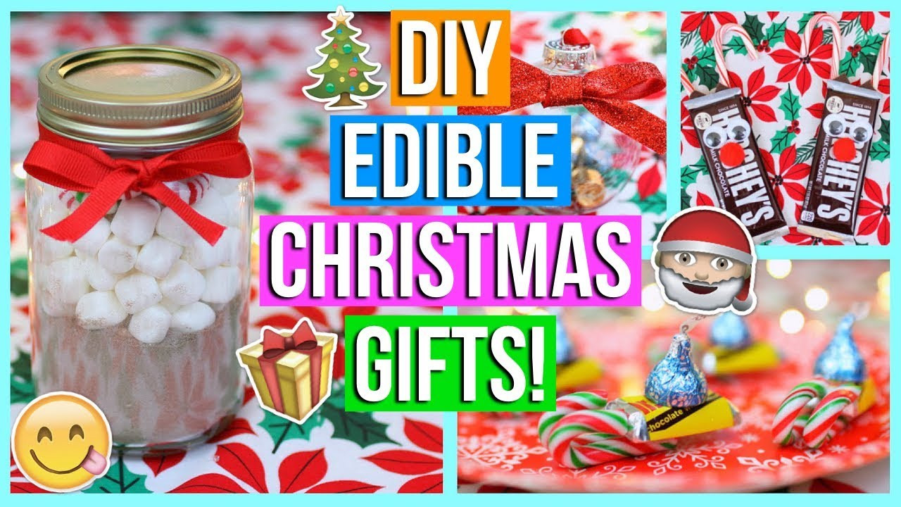 Best ideas about DIY Christmas Gifts For Best Friends . Save or Pin DIY Edible Christmas Gifts 2017 Edible Gift Ideas for Now.