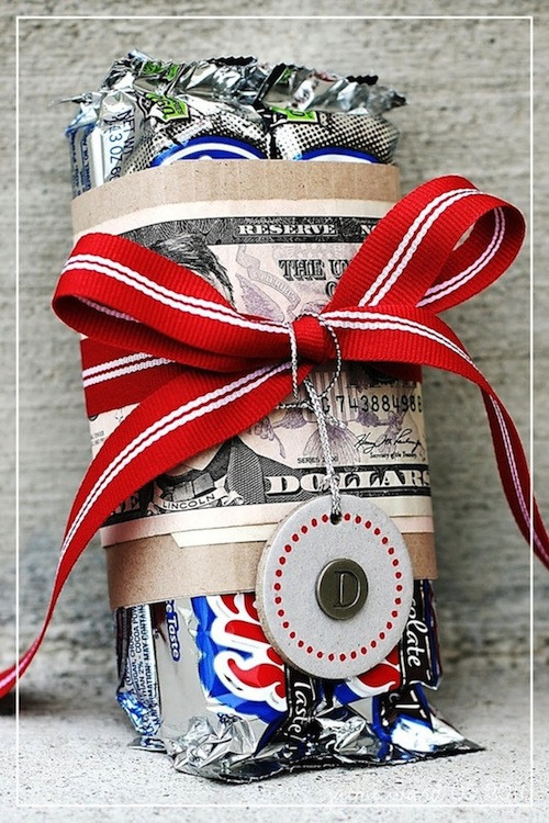 Best ideas about DIY Christmas Gifts For Boys . Save or Pin 35 Easy to Make DIY Gift Ideas That You Would Actually Now.