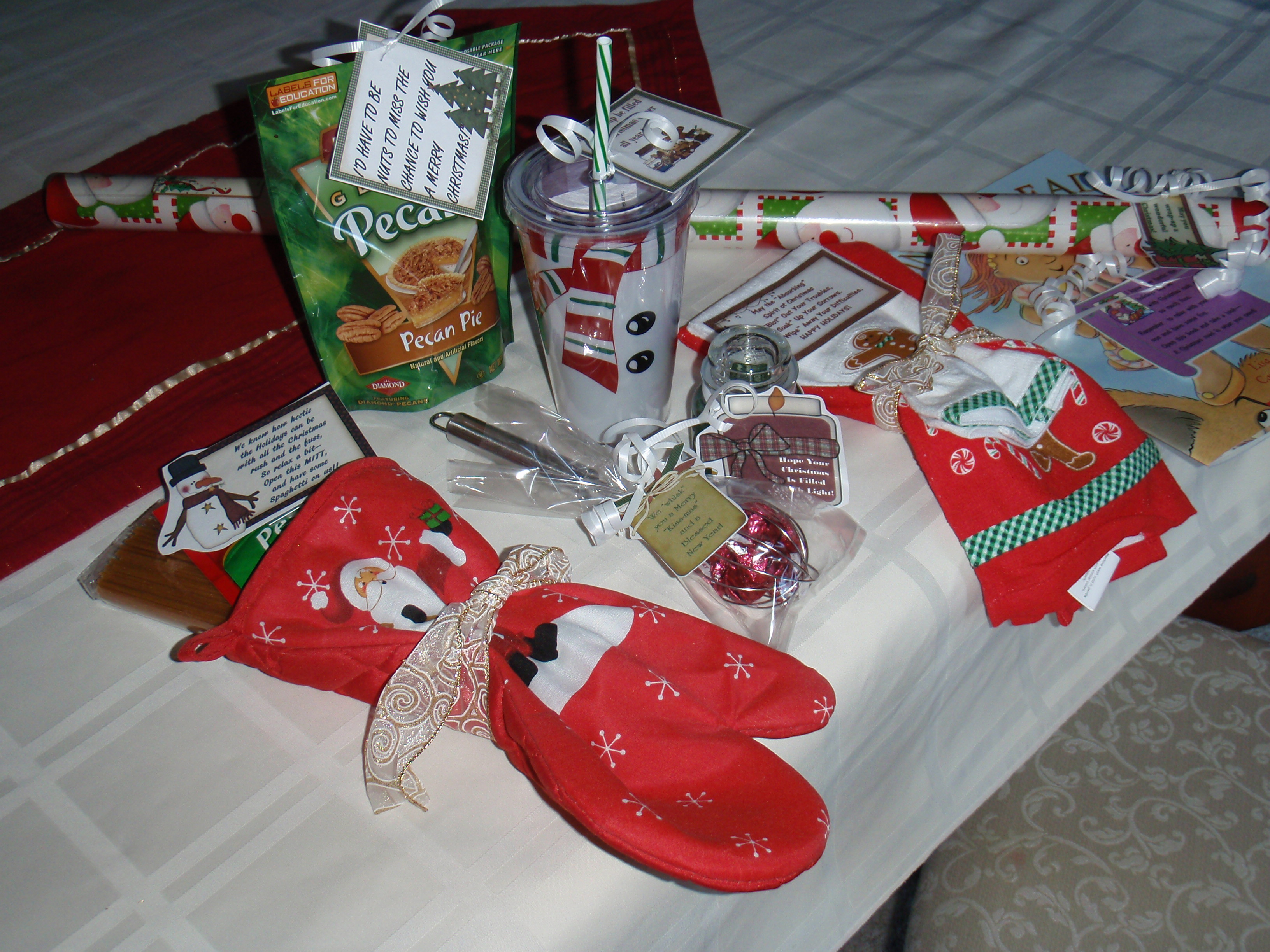 Best ideas about DIY Christmas Gifts For Coworkers . Save or Pin Inexpensive DIY Christmas Treats Teaching Heart Blog Now.