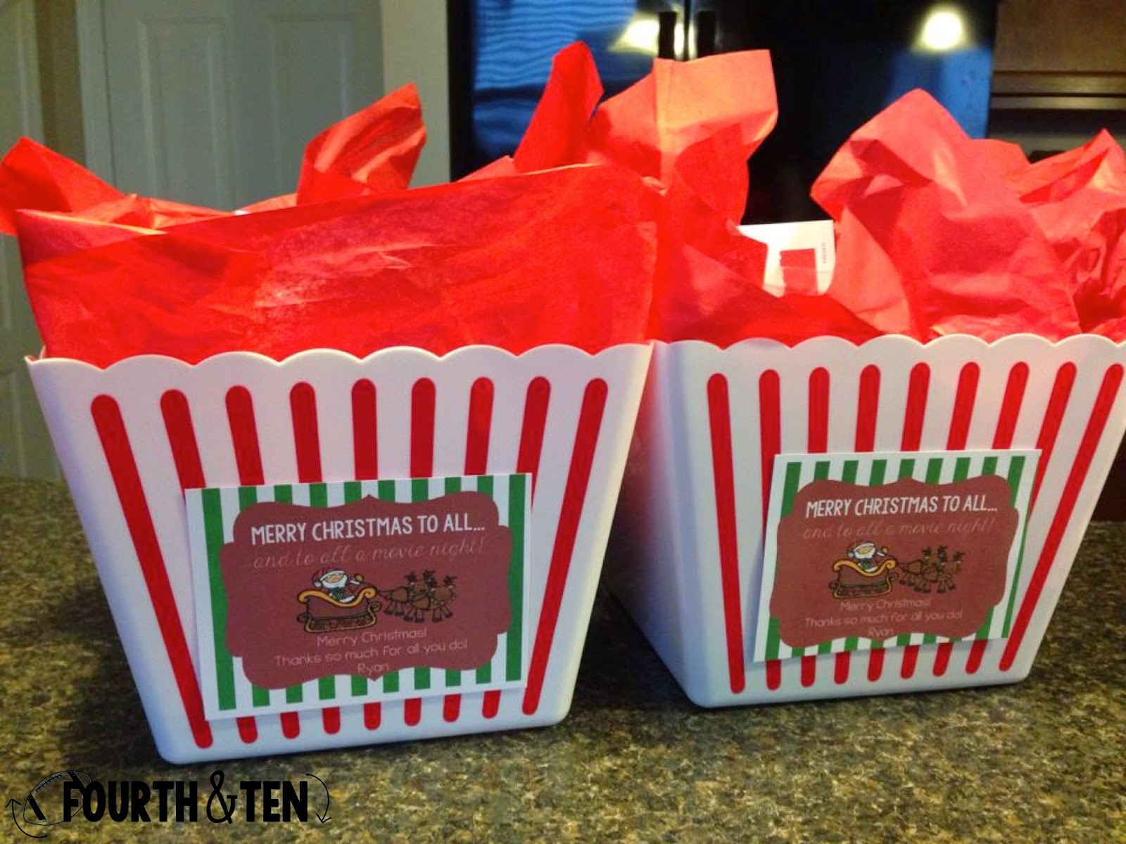 Best ideas about DIY Christmas Gifts For Coworkers . Save or Pin Fourth and Ten Homemade Christmas Gifts for Coworkers Now.