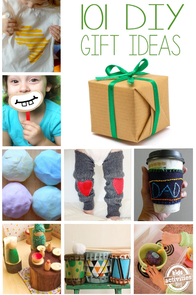 Best ideas about DIY Christmas Gifts For Kids . Save or Pin DIY Gifts For Kids Have Been Released Kids Activities Blog Now.