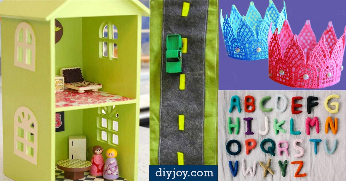 Best ideas about DIY Christmas Gifts For Kids . Save or Pin 41 Fun DIY Gifts to Make For Kids Perfect Homemade Now.