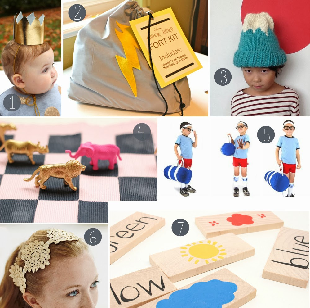 Best ideas about DIY Christmas Gifts For Kids . Save or Pin The How To Gal DIY Christmas Gift Guide for Kids 2013 Now.