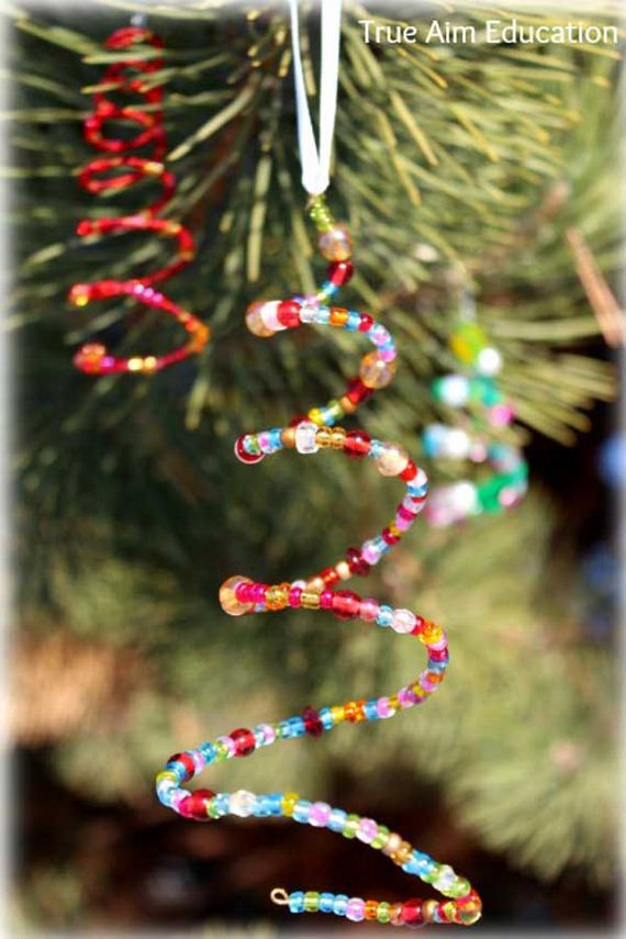 Best ideas about DIY Christmas Ornaments For Toddlers . Save or Pin Cool DIY Christmas Decoration Ideas Now.