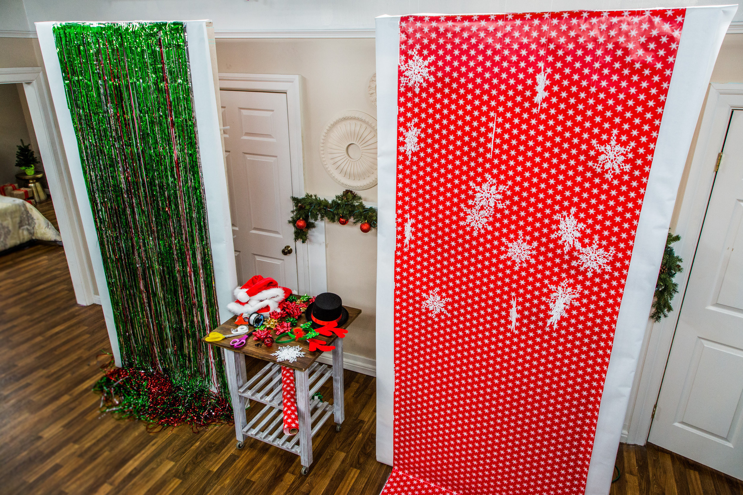 Best ideas about DIY Christmas Photo Booth . Save or Pin DIY Holiday Booth Home & Family Now.