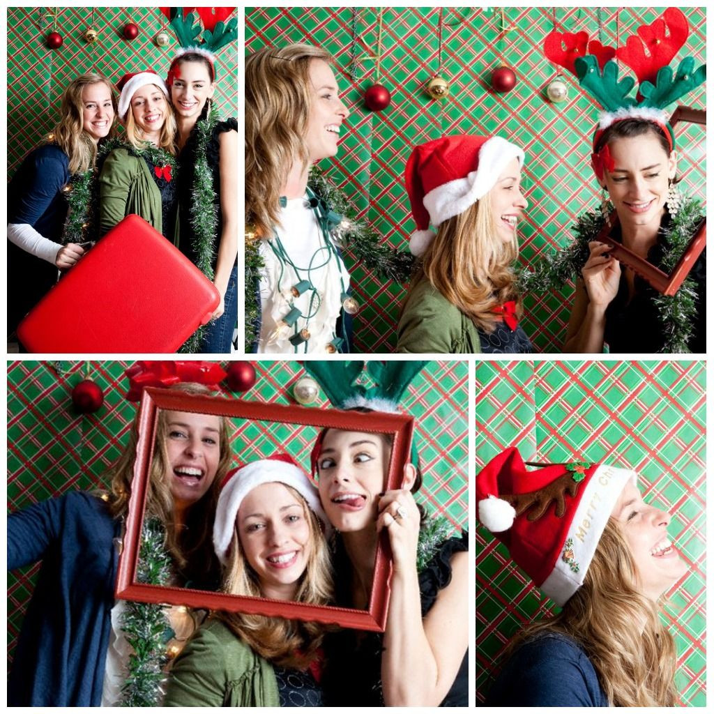 Best ideas about DIY Christmas Photo Booth . Save or Pin The 10 Must Haves A Great Christmas Party Now.