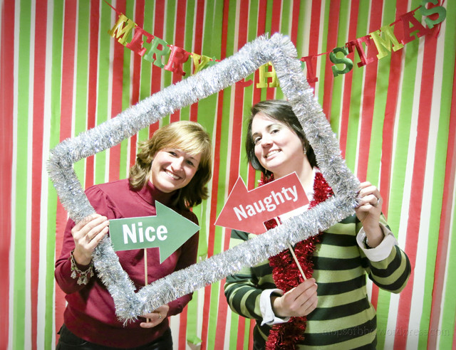 Best ideas about DIY Christmas Photo Booth . Save or Pin Christmas Booth Now.