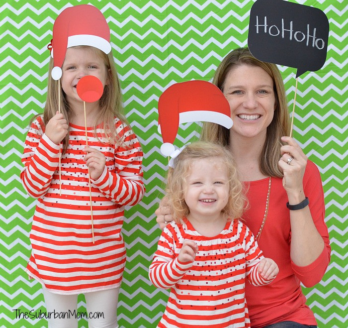 Best ideas about DIY Christmas Photo Booth . Save or Pin DIY booth And Free Printable Christmas Props Now.