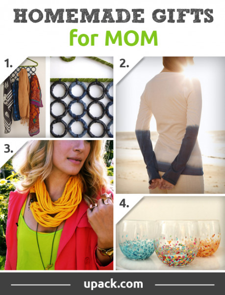 Best ideas about DIY Christmas Present For Mom . Save or Pin Homemade Christmas Gift Ideas For Kids Mom Dad Friends Now.