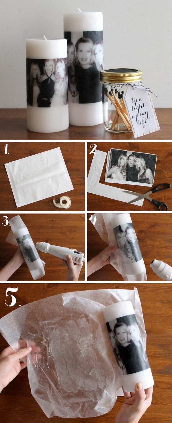 Best ideas about DIY Christmas Present For Mom . Save or Pin 20 Heartfelt DIY Gifts for Mom Noted List Now.