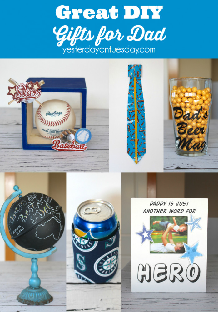 Best ideas about DIY Christmas Presents For Dads . Save or Pin Great DIY Gifts for Dad Now.