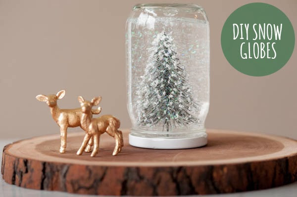 Best ideas about DIY Christmas Snow Globe . Save or Pin Orchard Girls Inexpensive Homemade Christmas Gifts DIY Now.