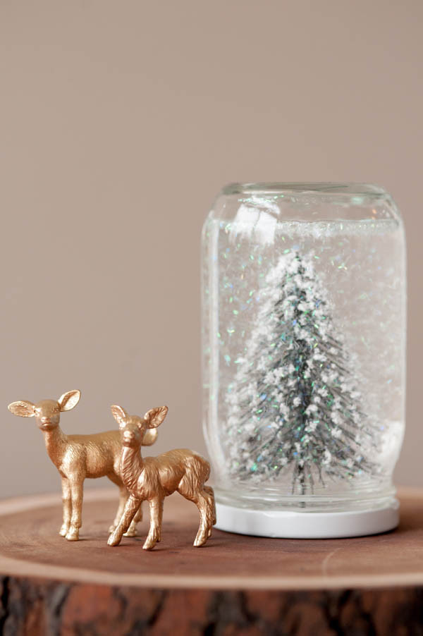 Best ideas about DIY Christmas Snow Globe . Save or Pin DIY Snow Globes The Sweetest Occasion Now.