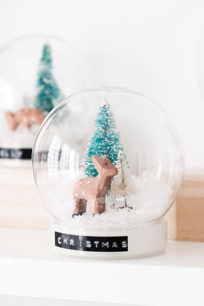 Best ideas about DIY Christmas Snow Globe . Save or Pin DIY Christmas Snow Globes The Beautydojo Now.