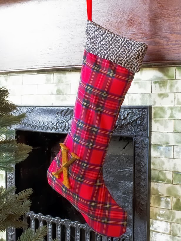 Best ideas about DIY Christmas Stocking . Save or Pin Modern Furniture DIY Christmas 2013 Stockings Easy Ideas Now.