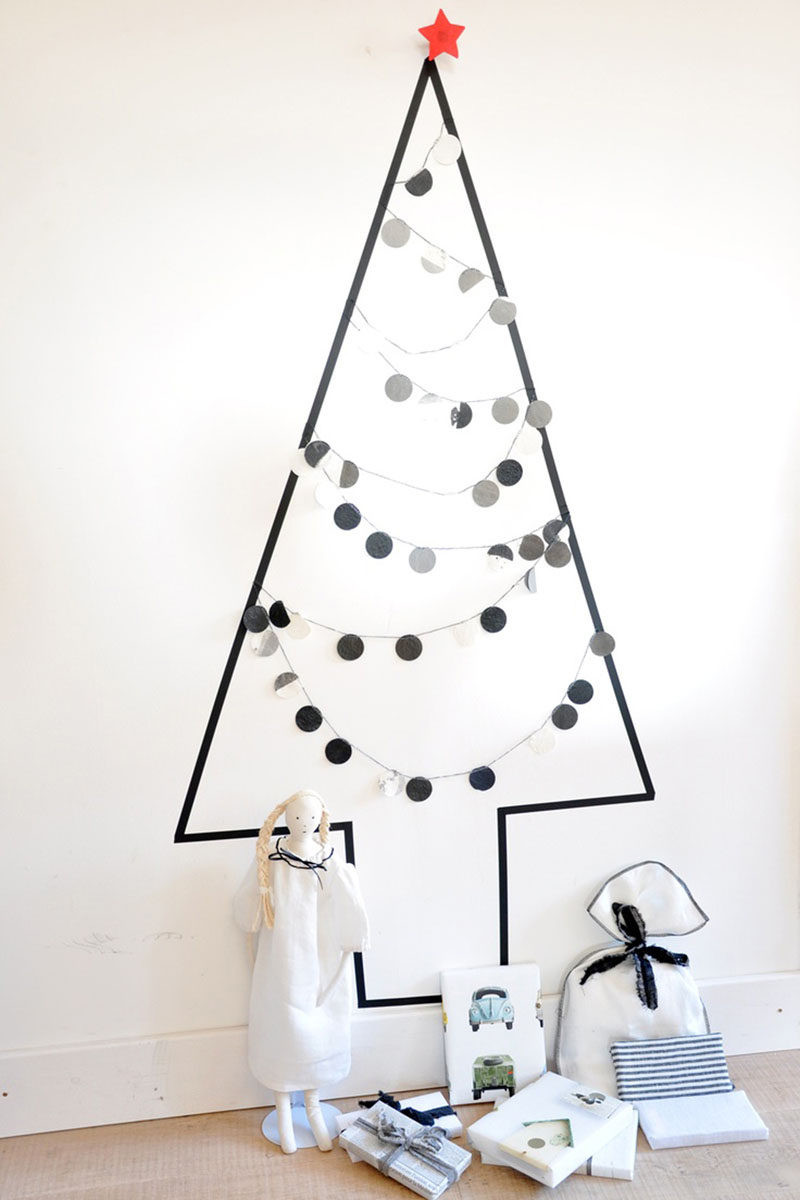 Best ideas about DIY Christmas Tree . Save or Pin Christmas Decor Ideas 14 DIY Alternative Modern Now.