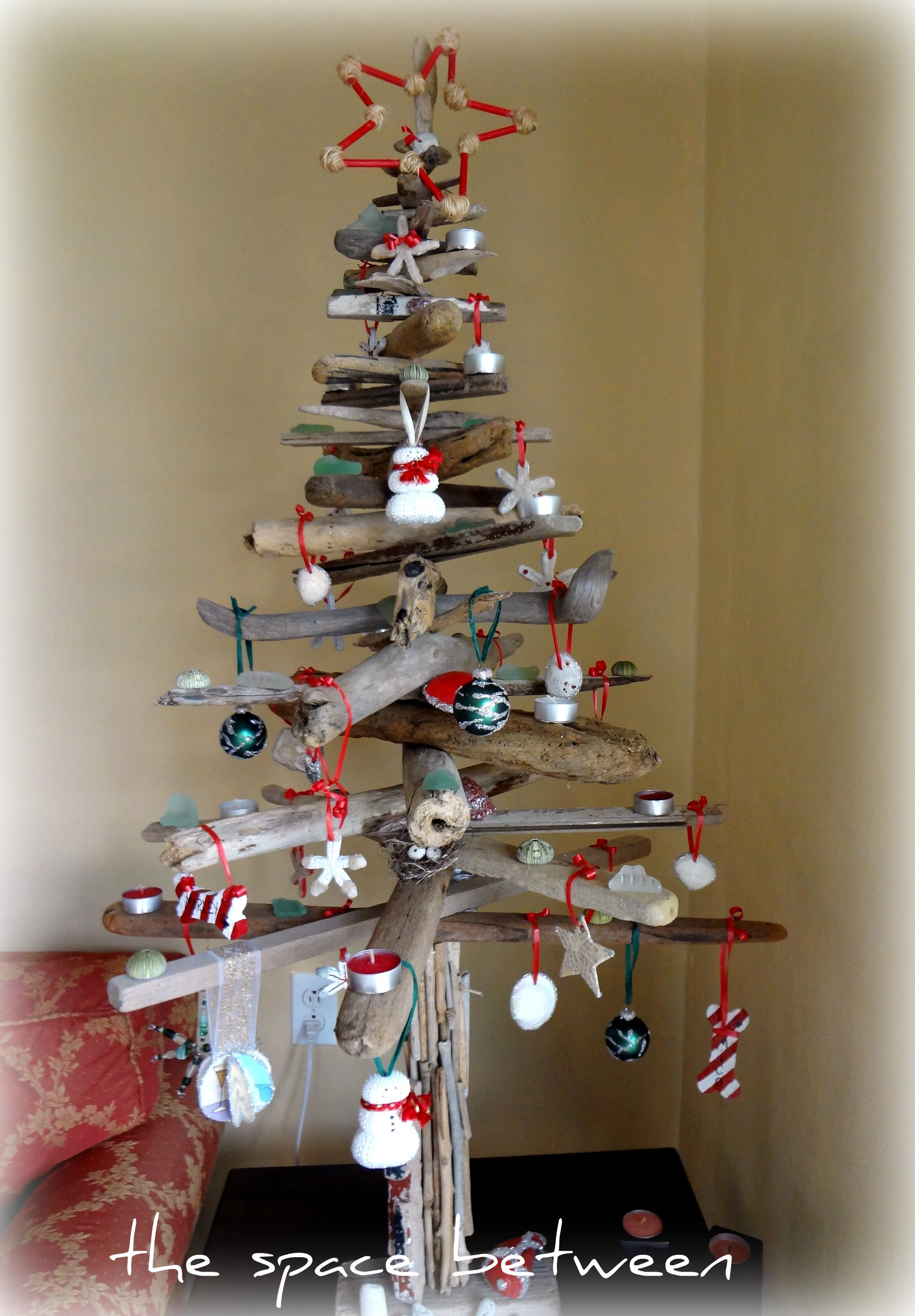 Best ideas about DIY Christmas Tree . Save or Pin Homemade Christmas Tree Finale Now.