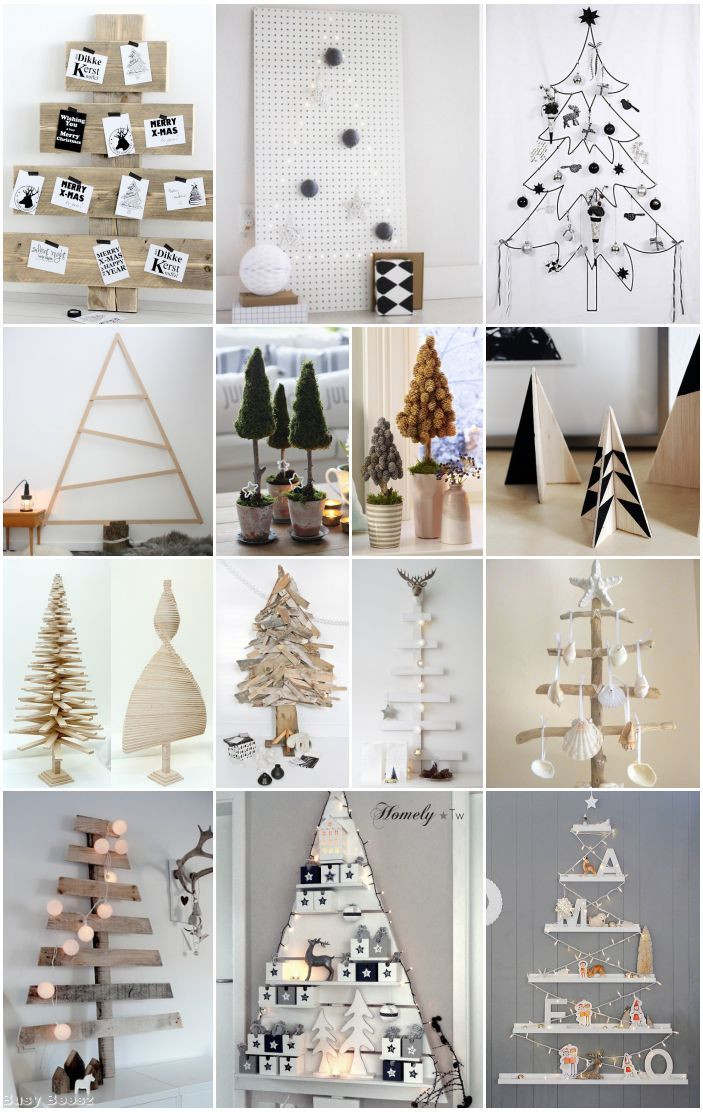 Best ideas about DIY Christmas Tree . Save or Pin 40 DIY Creative and Inspiring Christmas Trees Now.