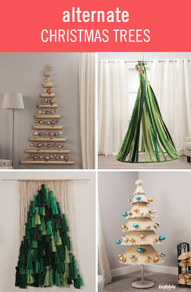 Best ideas about DIY Christmas Tree . Save or Pin Alternative DIY Christmas Trees Now.