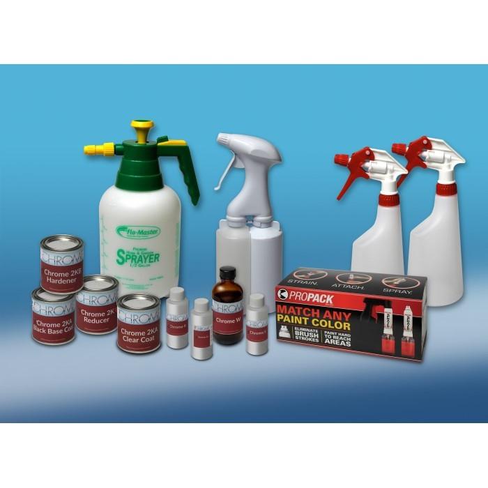 Best ideas about DIY Chrome Kit . Save or Pin DIY Chrome Kit Spray on Chrome Paint Now.