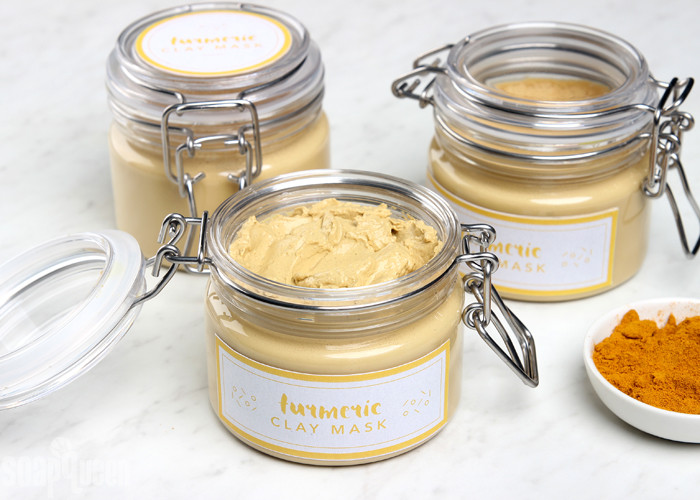 Best ideas about DIY Clay Face Mask . Save or Pin DIY Turmeric Clay Face Mask Soap Queen Now.