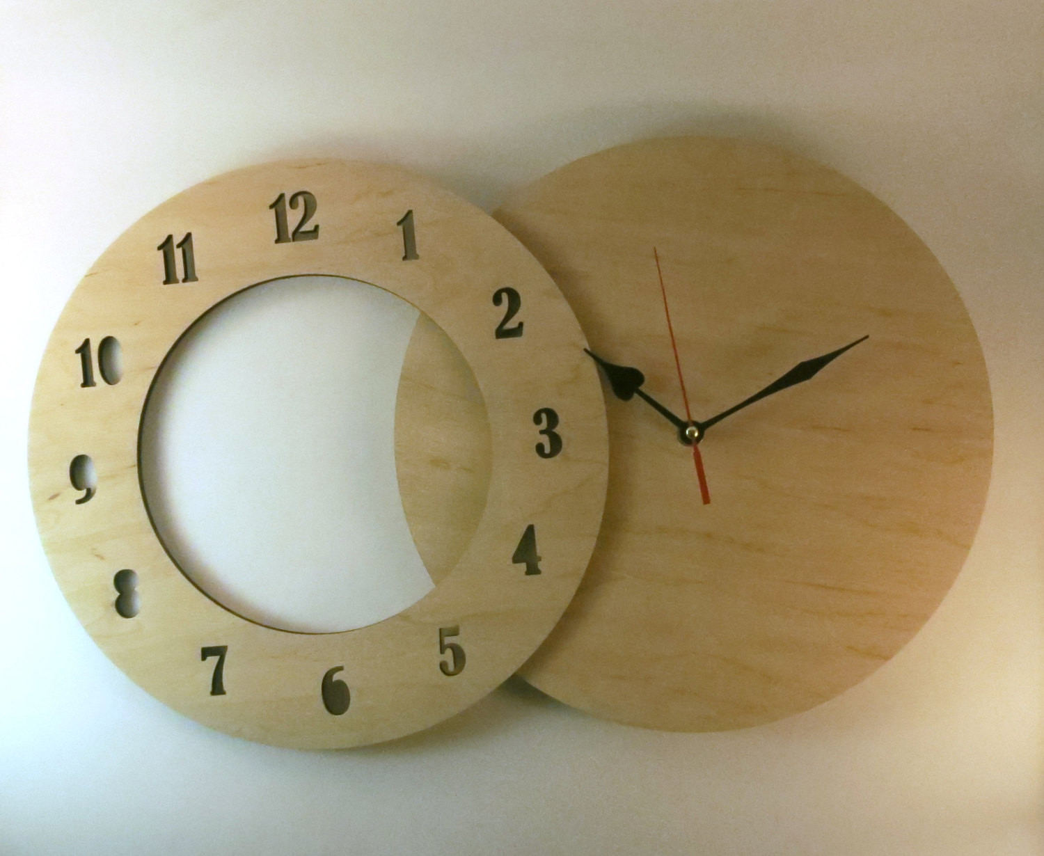 Best ideas about DIY Clock Kit . Save or Pin Wall clock kit 12 30cm diy kit wood diy kit clock Now.