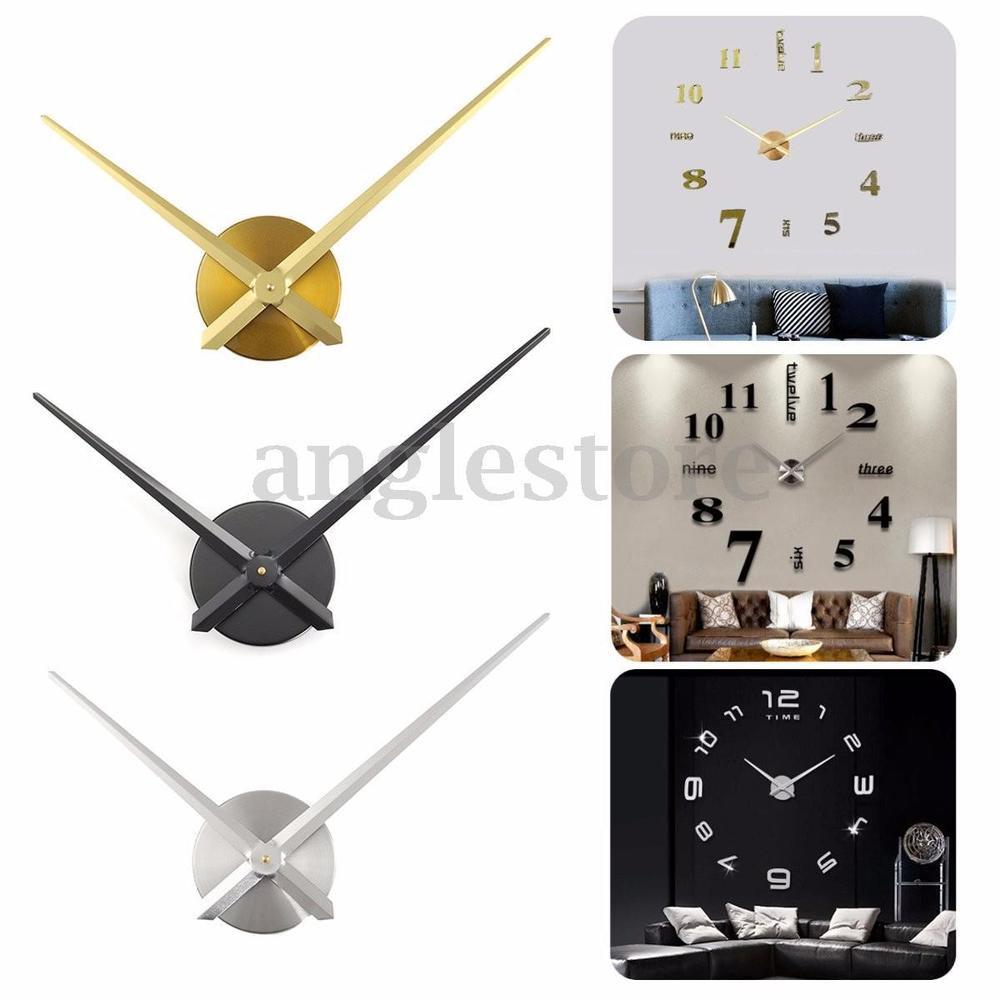 Best ideas about DIY Clock Kit . Save or Pin Quartz Wall Clock Movement Mechanism DIY Repair Tool Now.