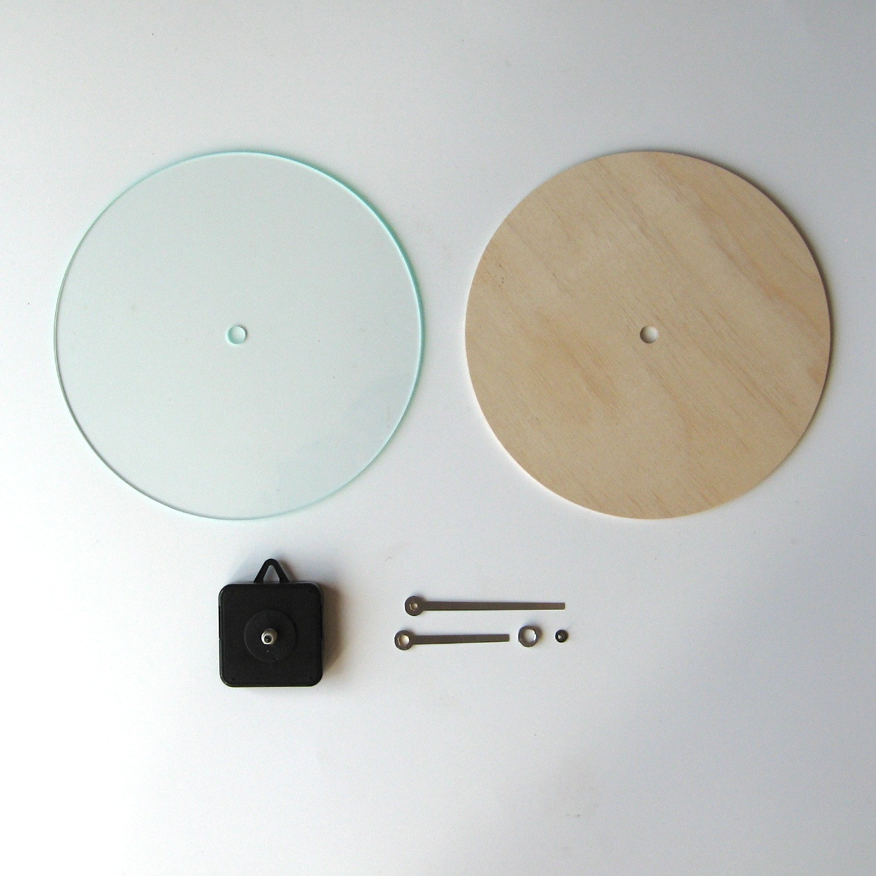 Best ideas about DIY Clock Kit . Save or Pin Objectify DIY Wall Clock Kit Round Now.