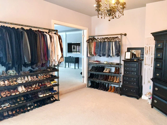 Best ideas about DIY Closet Kit . Save or Pin DIY Closet System Built with Pipe & Fittings Plans Now.