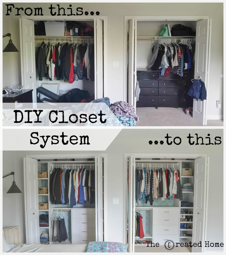 Best ideas about DIY Closet Kit . Save or Pin 25 best Building a closet ideas on Pinterest Now.